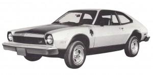 1976 Ford Pinto Stallion.
