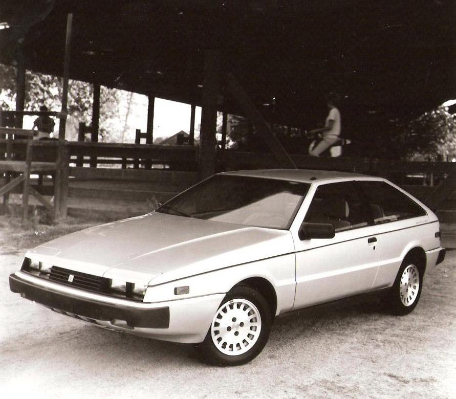 1986 Isuzu Impulse.
