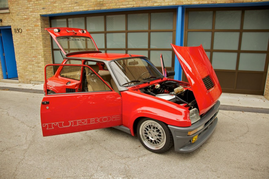 1985 Renault 5 Turbo2.