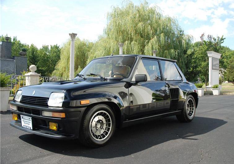1980 Renault R5 TL Turbo II Series 1