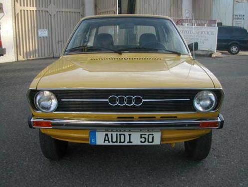1977 Audi 50 GLS