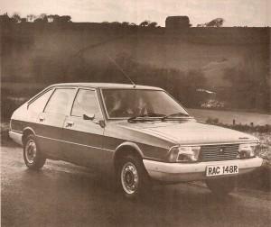 1977 Chrysler Alpine