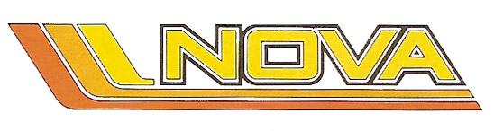 Vauxhall Nova logo