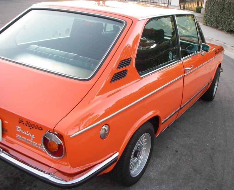 1974 BMW 2002 Touring Tii