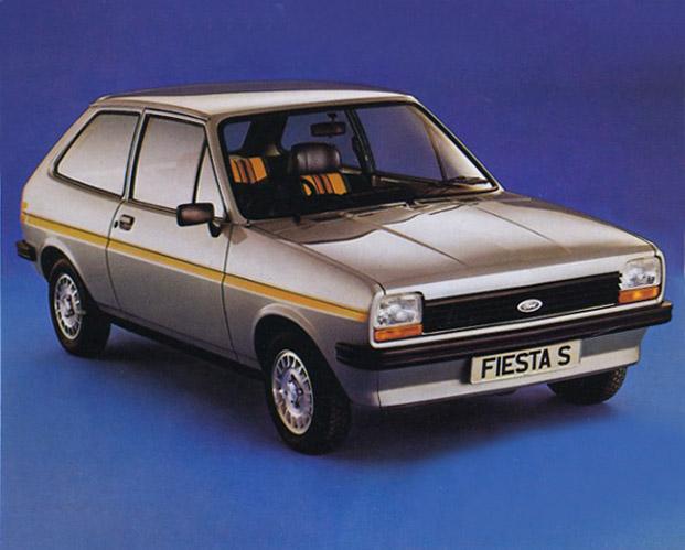 1978 Ford Fiesta-S Euro Spec