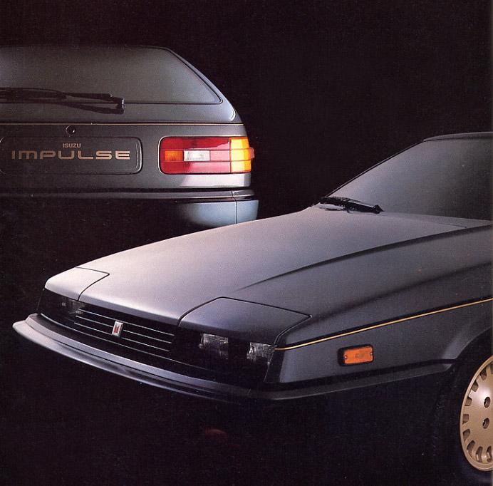 1984 Isuzu Impulse Special