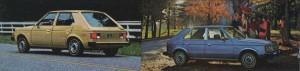 1978 Plymouth Horizon