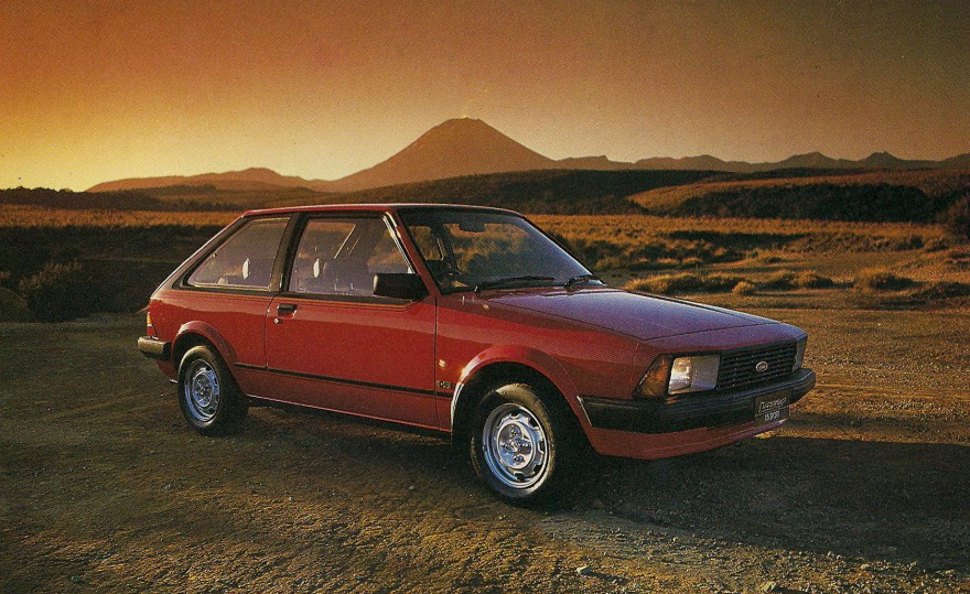 1982 Ford Laser Hatchback