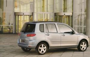 2004 Mazda2 Capella