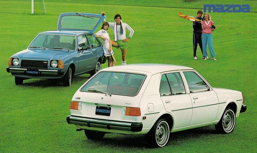 1979 Mazda GLC
