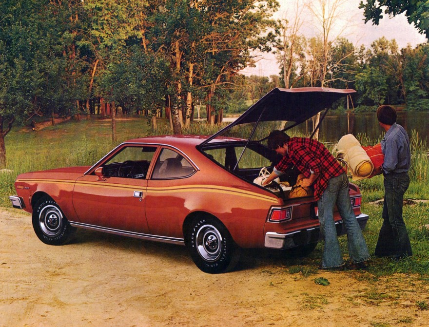 1976 AMC Hornet X Hatchback