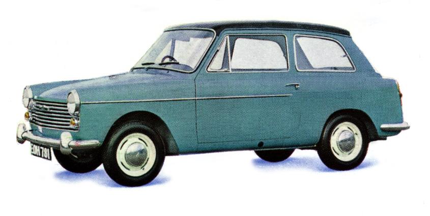 1958 Austin A40