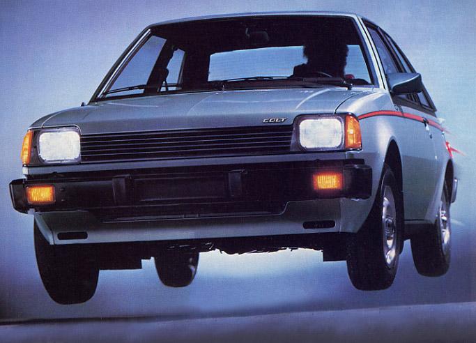 1983 Dodge Colt GTS