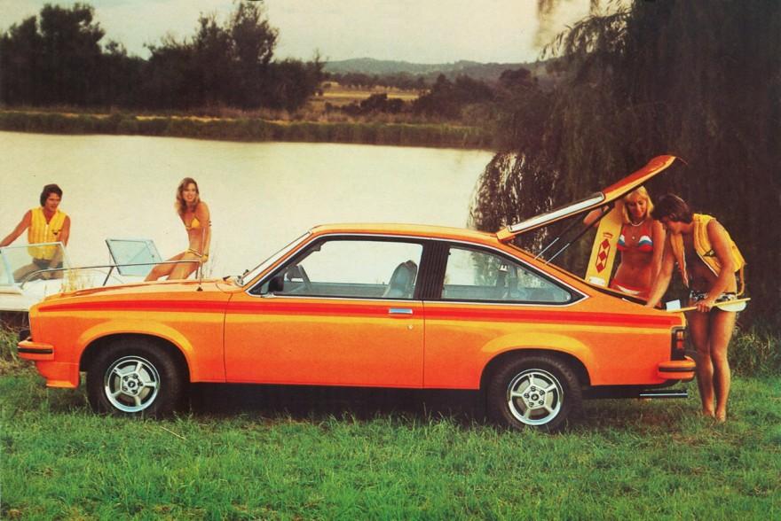 1976 Holden Torana LX SS Hatchback