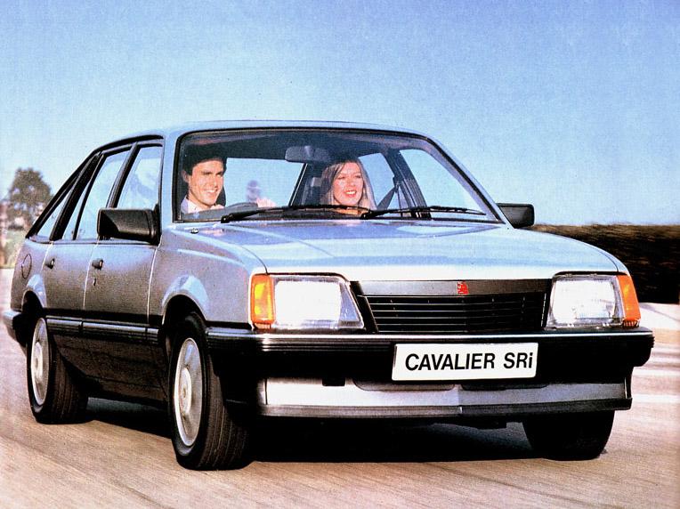 1989 Vauxhall Cavalier SRI