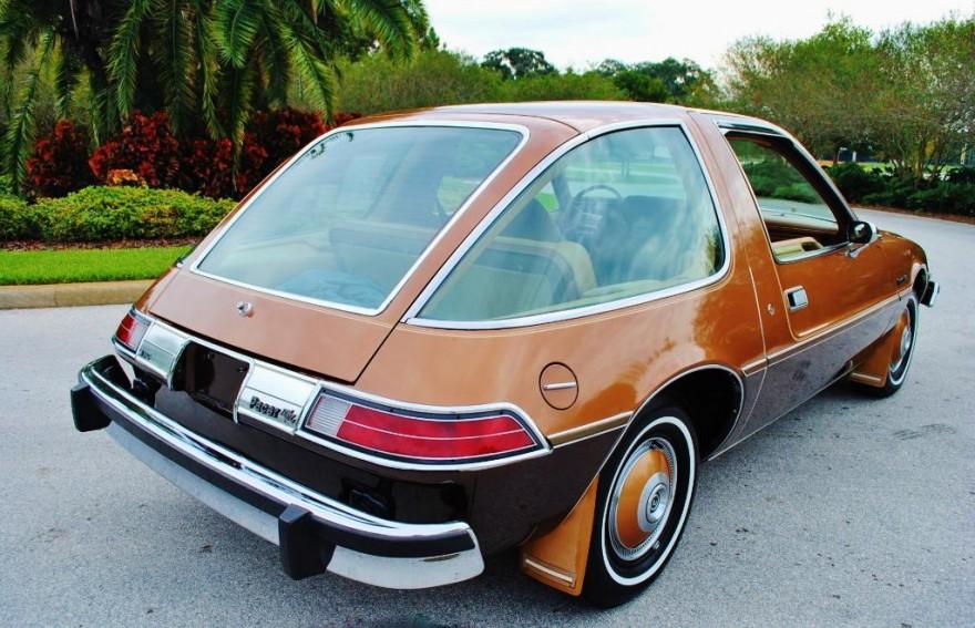 1979 AMC Pacer DL