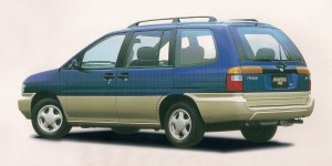 1996 Nissan Praire Joy