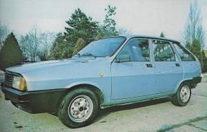 1992 Dacia 1325 Liberta