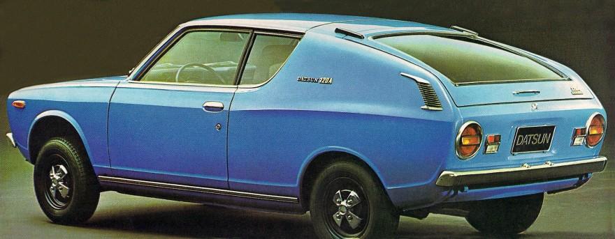1973 Datsun Cherry 120A Coupe