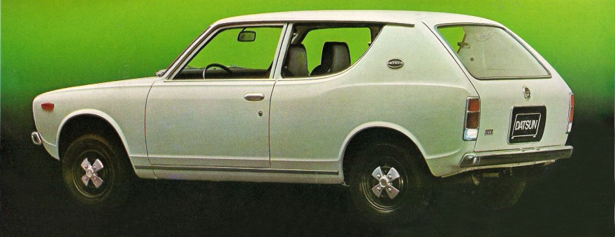 1973 Datsun Cherry Estate
