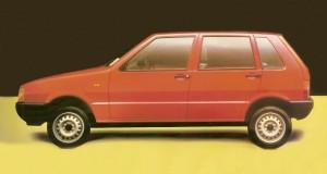 1983 Fiat Uno 55 Comfort
