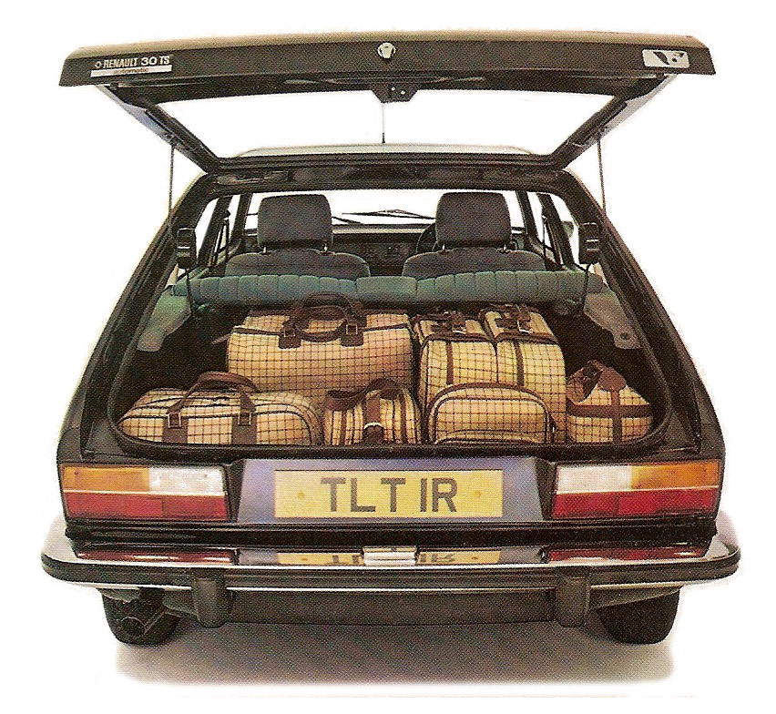 1977 Renault 30 TS