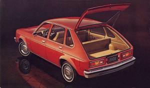 1978 Chevrolet Chevette