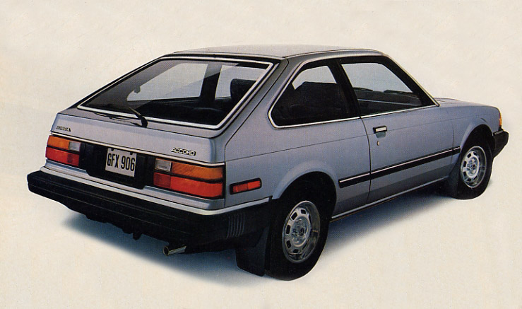 1982 Honda Accord