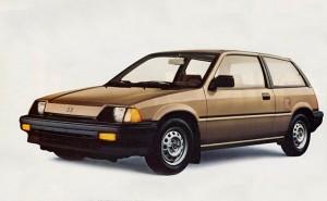 1985 Honda Civic