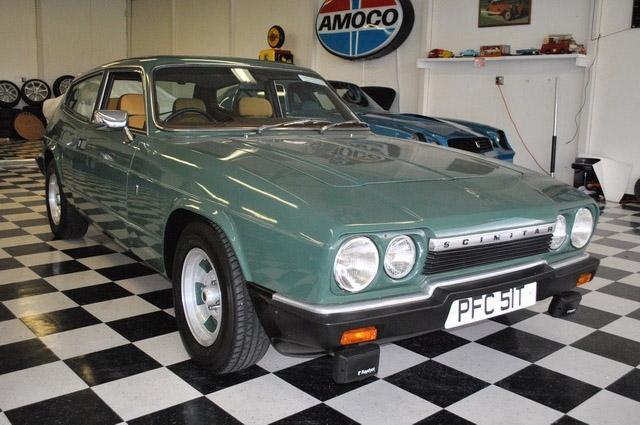 1978 Reliant Scimitar GTE SE6A