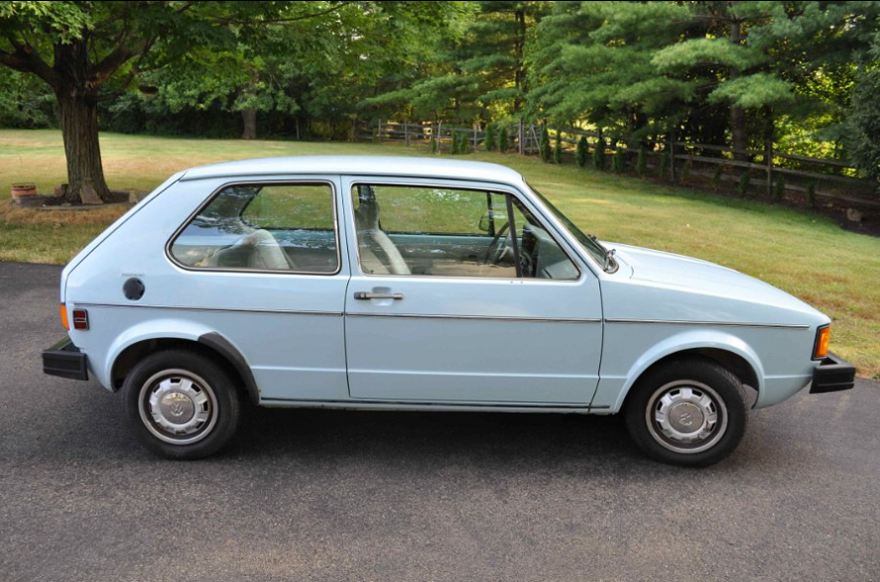 1981 Volkswagen Rabbit L