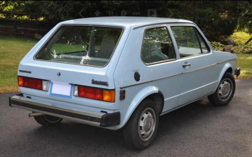 1981 Volkswagen Rabbit L