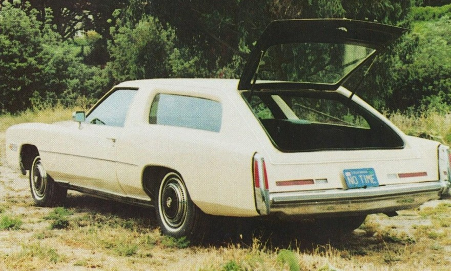 1978 Formal Coach Cadillac Eldorado Comstock Sport Wagon.