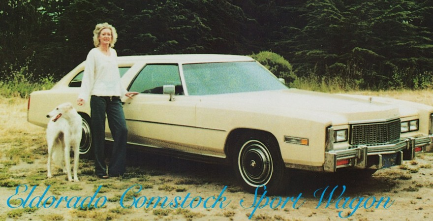 1978 Formal Coach Cadillac Eldorado Comstock Sport Wagon.
