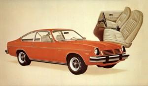1974 Chevrolet Vega GT Hatchback