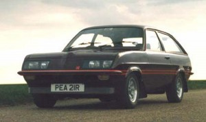 1976 Vauxhall Magnum Sporthatch