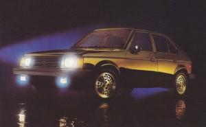 1984 Dodge Omni GLH