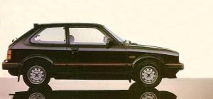 1983 Honda Civic S 1.3