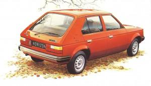 1978 Simca Horizon LS
