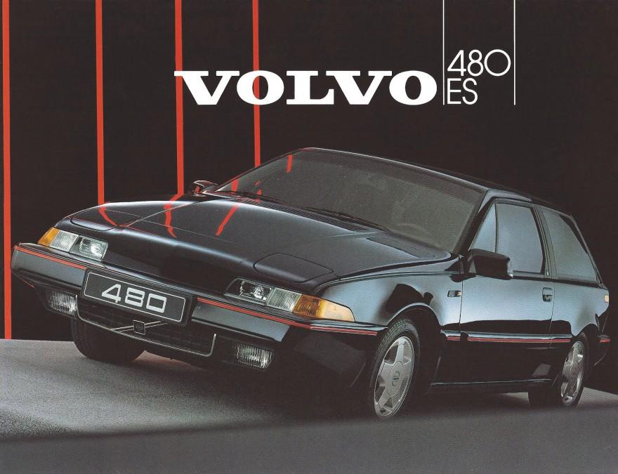 1986 Volvo 480 ES