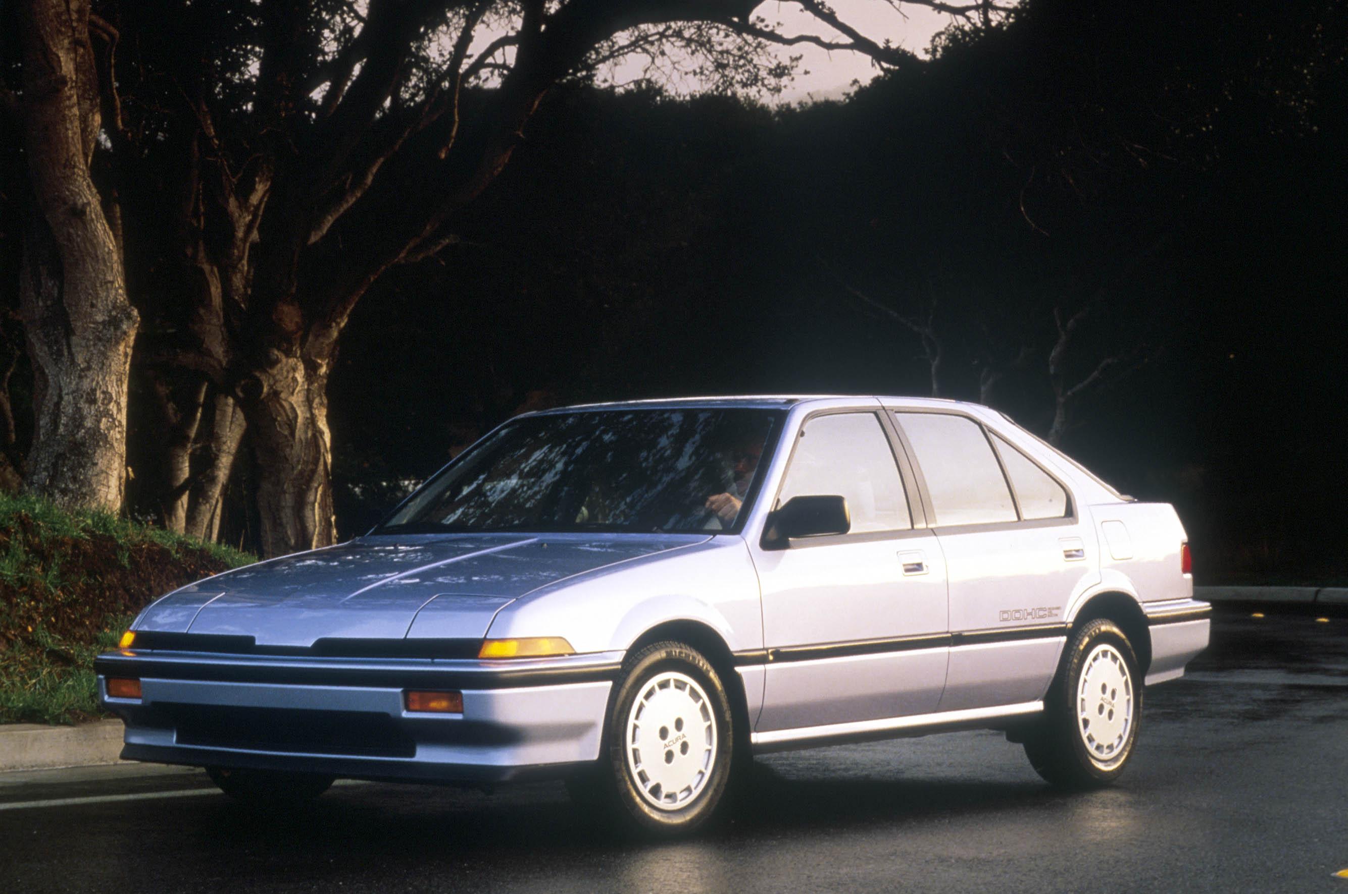Hatch Heaven 1986 Acura Integra Rs 5 Door