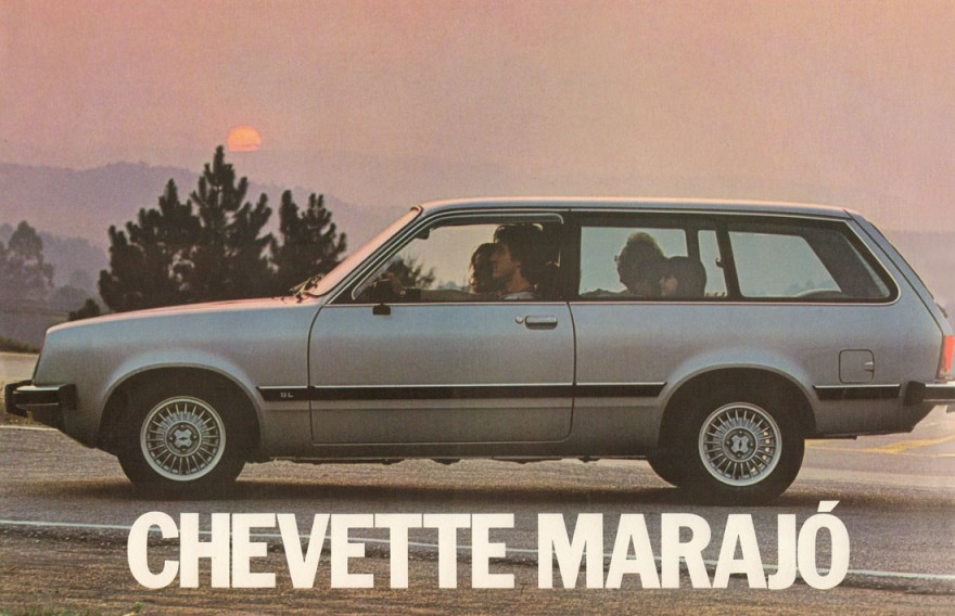 1980 Chevrolet Chevete Marajo