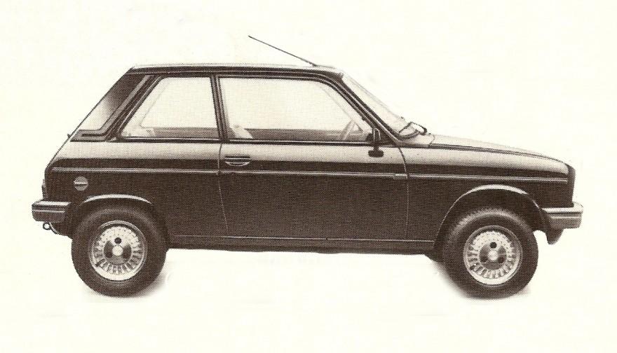 1985 Citroen LNA 11E