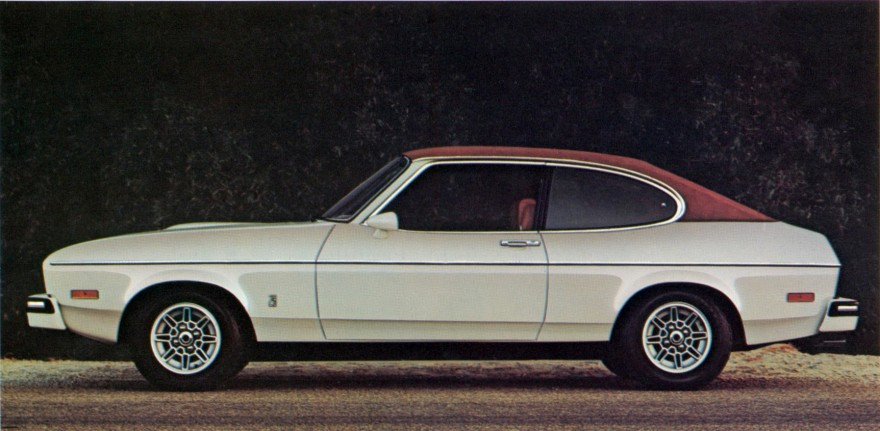 1976 Mercury Capri II Ghia