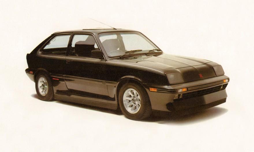 1979 Vauxhall Chevette Black Magic