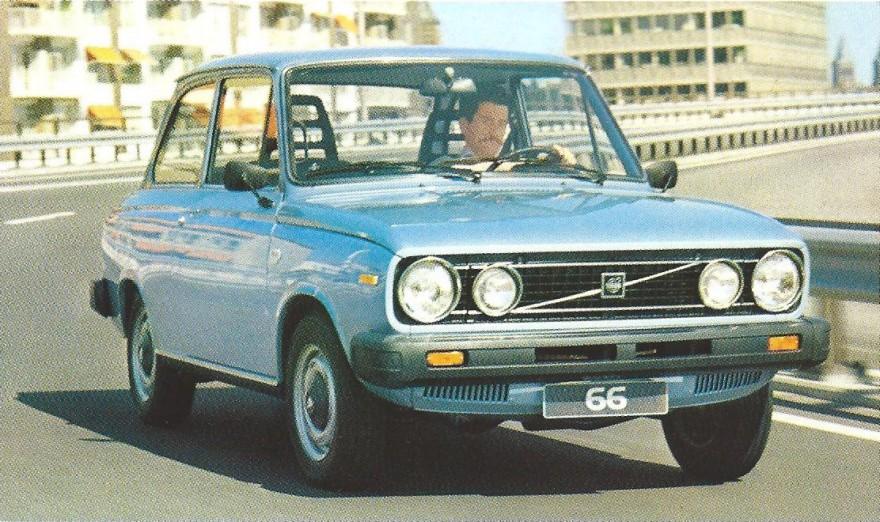 1979 Volvo 66 3-door estate