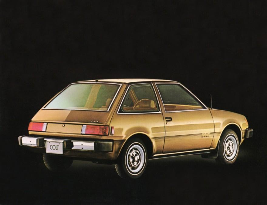 1980 Dodge Colt Custom