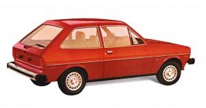 1978 Ford Fiesta