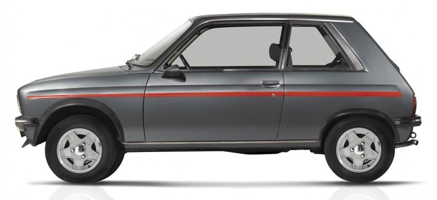 1979 Peugeot 104 ZS2