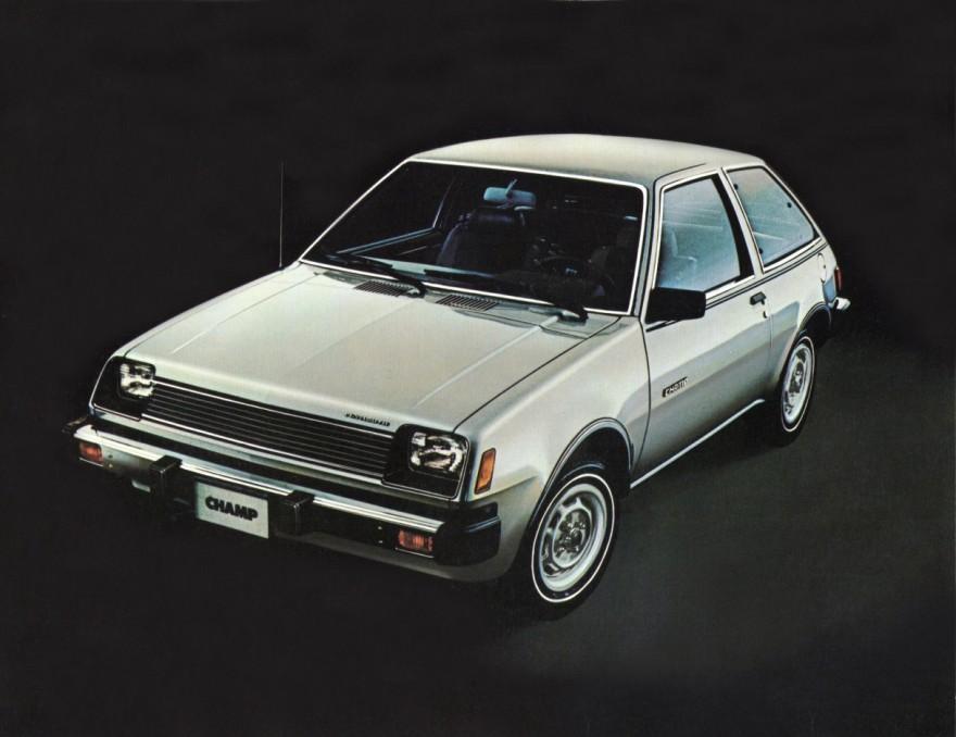 1980 Plymouth Champ Custom